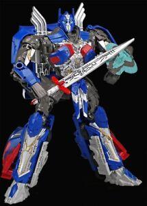 Optimus Prime Transformer action figure toy model Autobot Big truck vehicle