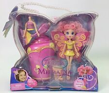 BARBIE FAIRYTOPIA MERMAIDIA PINK & YELLOW NRFP