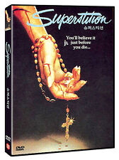Superstition / James W. Roberson, James Houghton (1982) - DVD new