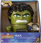 MARVEL Avengers Hulk night light alarm clock with sound Bulb Botz