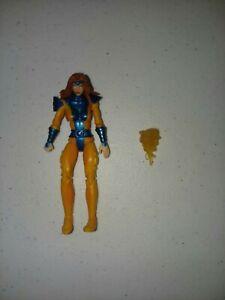 Jean Grey Gold Team Marvel Universe Loose 2010 Hasbro X-Men