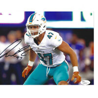 NFL Miami Dolphins Kiko Alonso #47 Autograph Picture 16X20 Signed Photograph