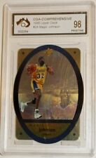 Magic Johnson Los Angeles Lakers Basketball Trading Cards