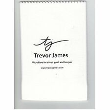 Trevor J James Microfibre Polishing Cloth