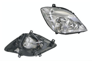 MERCEDES BENZ SPRINTER W906 HEADLIGHT RIGHT HAND SIDE