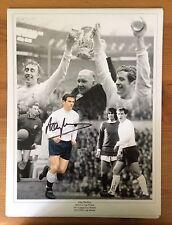 Signed Tottenham Hotspur Alan Mullery Photo