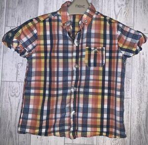 Boys Age 2-3 Years - Short Sleeved Shirt