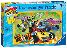 New! 08609 Ravensburger Mickey and the Roadster Racers Jigsaw Puzzle 35pc Age 3+