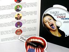 Tracey Ullman's State of the Union NEW!  DVD Showtime TV ,Comdey, America