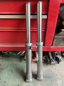 Classic Montesa  FRONT FORKS 35 mm DOT Trials  MX Pre 65 Twin Shock