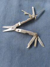 Leatherman micra multi tool