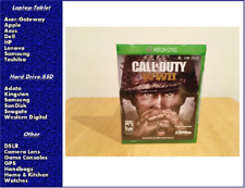 Call of Duty WWII World War 2 Xbox One, New, Sealed, Fast Shipping