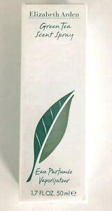 Elizabeth Arden Green Tea Scent Spray Perfume 1.7 oz Eau De Parfumee. Sealed