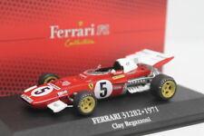 FERRARI 312B2 1971 Clay Regazzoni EDICOLA 1:43 ED7174005