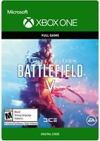 Battlefield V (5) Deluxe Edition (Microsoft Xbox One) - Digital Download