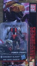 NEW Transformers Power of the Primes Legends Slash In-Hand US Seller POTP