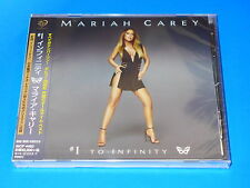 2015 JAPAN MARIAH CAREY #1 TO INFINITY CD W/BONUS TRACK