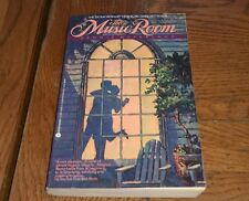 The Music Room by Dennis McFarland 1991 Paperback Book Suicide Aftermath Deep SC