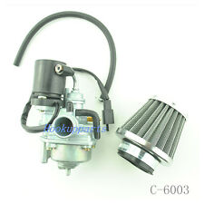 Carburetor W/ Air Filter for 2-Stroke Yamaha Jog 50cc 90cc 100cc Zuma Scooter