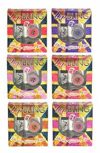 W7 Lip Bling Party Glitter Lips