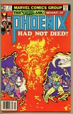What If? #27-1981 vf 8.0 What If Giant / X-Men / X Men Frank Miller