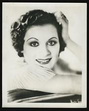 c1930 Martha La Rue of the Orville Stamm Trio by Maurice Seymour, Chicago