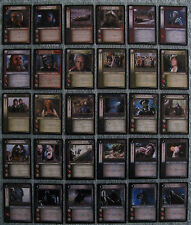 Lord of the Rings TCG Black Rider Rare Cards Part 2/2 (CCG LOTR)