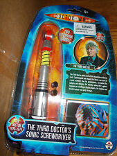 Doctor Who Third Dr. Sonic Screwdriver