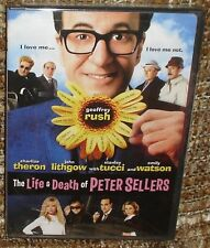 THE LIFE & DEATH OF PETER SELLERS DVD, NEW & SEALED, RARE AND HARD TO FIND