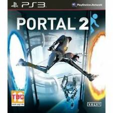 Portal 2 (Sony PlayStation 3, 2011) With Booklet.