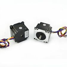 NEMA23 Single Shaft 1A/85oz-in Hybrid Stepper Motor ( 23HS17 )