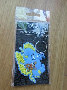 Disney Alladin Genie and Abu Keychain FREEPOST