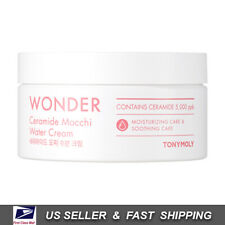 [ Tony Moly ] Wonder Ceramide Mocchi Water Cream 300 ml +Free Sample+