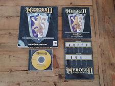 Heroes of Might and Magic II, New World Computing, Macintosh Big Box, CD-ROM