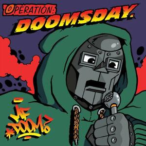 20x20 24x24 Poster MF Doom Operation Doomsday Album Daniel Dumile Cover K-249