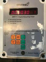 Sentinel DRT-1 Digital Recycling Timer