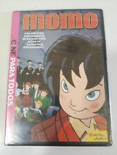 MOMO UNA ADVENTURE TIME TRIAL DVD SLIM MICHAEL ENDE SPANISH ENGLISH NEW NEW