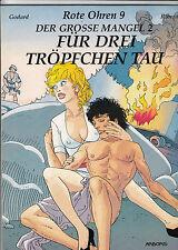 ROTE OHREN # 9 - DER GROSSE MANGEL 2 - GODARD / RIBERA - ARBORIS 1993 - TOP