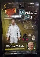"Breaking Bad WALTER WHITE Hazmat 6"" Figure New! HeisenbergCranston/Exclusive"