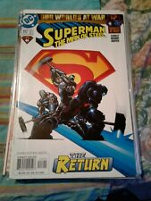 #117 Superman The Man of Steel 2001  DC Comics (SEAL NEVER READ)VF