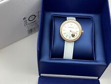 Swarovski 5179367 Daytime White Heart Uhr. Neuware mit Verpackung.