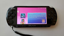 PSP 3000 MOD Console + 16 GB Memory Card + Usb Data Cable + 138 Games On Card
