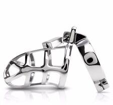 cintura di castità per uomo acciao maschile indossabile pene castita lucchetto c