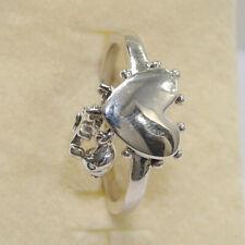 PANDORA Spiritual Symbols Silver Ring 19718758 Size 8.5
