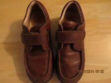 "Boy's ""Elafanten"" High Quality Shoe,Made in Brazil,SZ 1 US ,VelcoTie Super Shape"