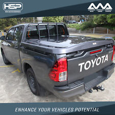 TOYOTA HILUX REVO Dual Cab HARD LID TONNEAU COVER UTE TOP J Deck HSP NEW
