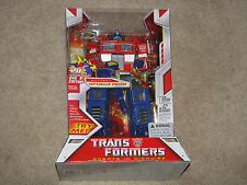 Optimus Prime Transformers 20th Anniversary DVD Edition NEW Sealed MISB