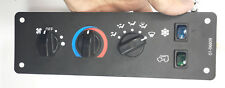 01-06609 Original Equipment Heating and Air Conditioning Control Panel