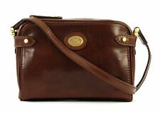 THE BRIDGE Story Donna Crossover Bag S Umhängetasche Abendtasche Tasche Marron​e