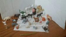 Plastic Animals lot 1